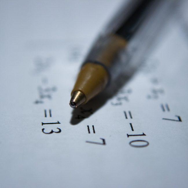 math-pen